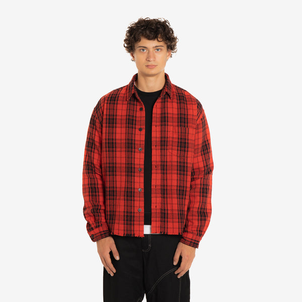 Hemi Oversized Shirt Kingston Check