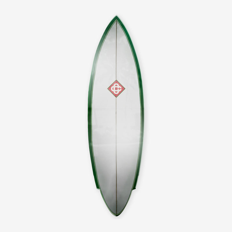 Handmade Casablanca Retro Single Fin