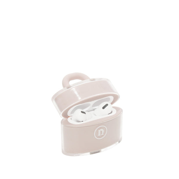 Not a Padlock AirPod Pro Case Light Pink