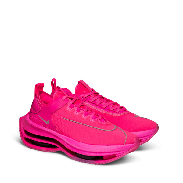Womens Zoom Double Stacked Pink Blast | Black