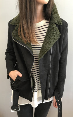Melody Sherpa Jacket