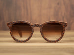 Floral Sonnet | Wooden Sunglasses | Wood Prescription Frame | QQ frames