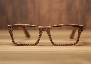 Teleport tradition | Wooden Sunglasses | Wood Prescription Frame | QQ frames