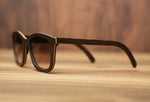 Dark Weed  | Wooden Sunglasses | Wood Prescription Frame | QQ frames