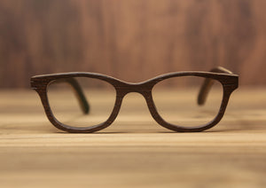 Moksha black | Wooden Sunglasses | Wood Prescription Frame | QQ frames