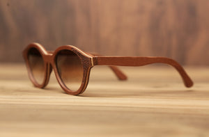 Cigar Totem | Wooden Sunglasses | Wood Prescription Frame | QQ frames