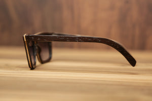 Bonnet | Wooden Sunglasses | Wood Prescription Frame | QQ frames