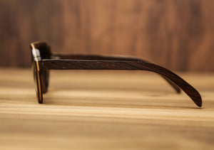 Dark Elixir | Wooden Sunglasses | Wood Prescription Frame | QQ frames