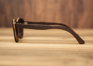 Erotic Black Hole | Wooden Sunglasses | Wood Prescription Frame | QQ frames