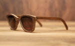 Weed Walnut War | Wooden Sunglasses | Wood Prescription Frame | QQ frames