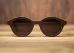 Cigar black | Wooden Sunglasses | Wood Prescription Frame | QQ frames