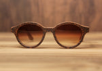 Cigar Warbonnet | Wooden Sunglasses | Wood Prescription Frame | QQ frames
