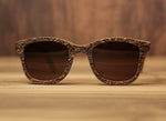 Floral Weed | Wooden Sunglasses | Wood Prescription Frame | QQ frames