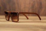 Bonnet Scratches | Wooden Sunglasses | Wood Prescription Frame | QQ frames