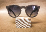 Sonnet Stripes   | Wooden Sunglasses | Wood Prescription Frame | QQ frames