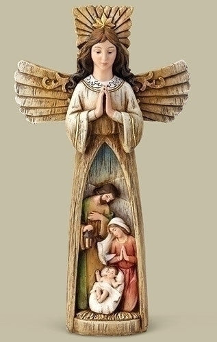 Angel Cross and Holy Family