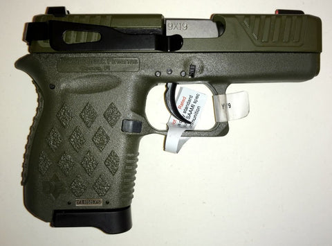 Diamondback DB9 9mm with Clip and Night Sights - NEW