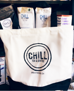Chill Cotton Tote Bag
