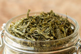 Classic Organic Sencha Green Tea From American Tea & Spice Closest Look