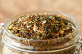 Unity Loose Leaf Green Tea From American Tea & Spice Closest Look