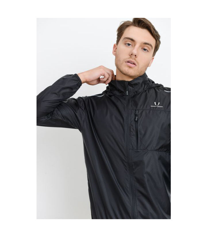 Tactical Heart Pocket Jacket Black
