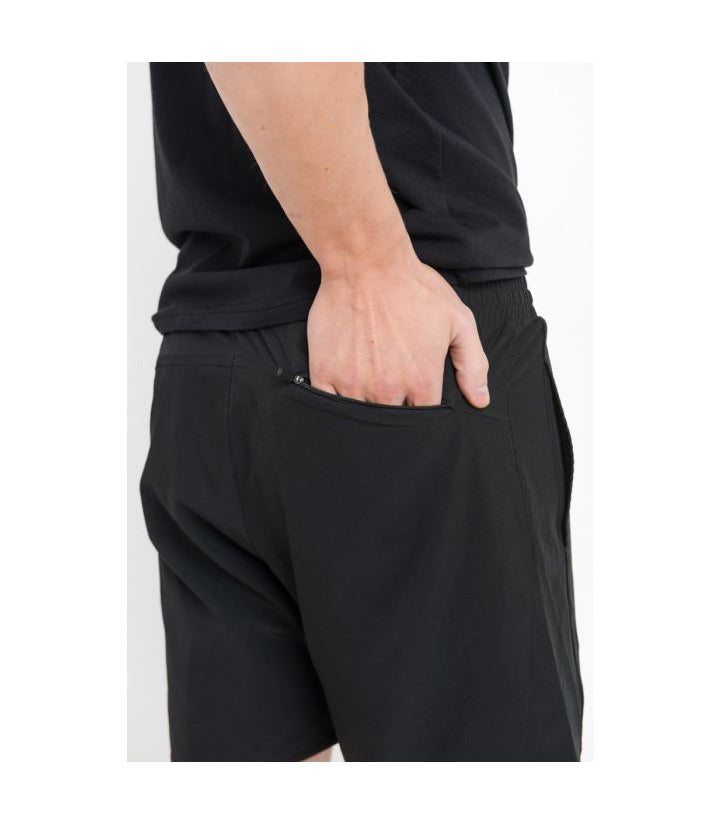 Wave Essential Active Shorts Black (PREORDER)