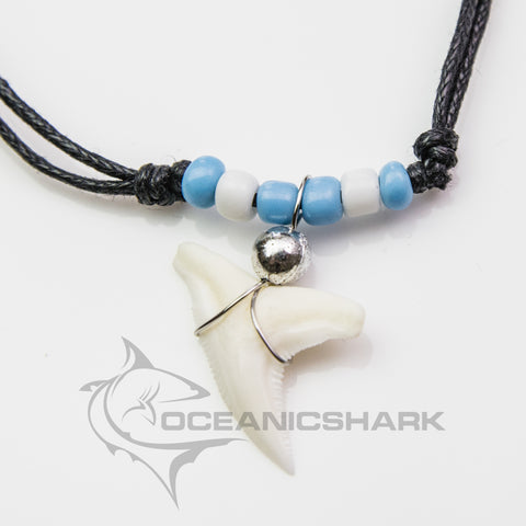 Shark teeth necklace Vancouver whitecaps FC colour  c136