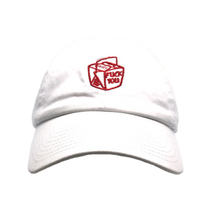 take out hat
