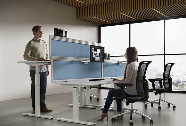 Active Workspace, Healthy Workplace by officeandothers.com