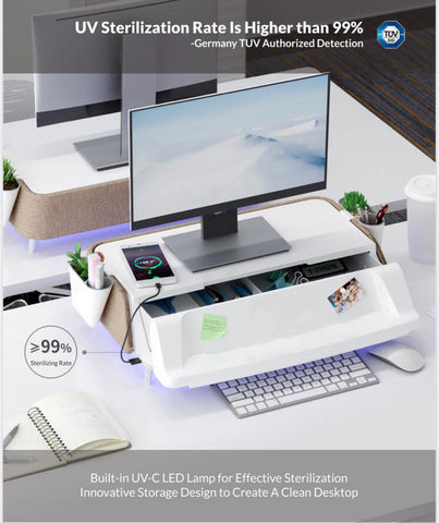 LocTek Desktop Workstation with UV Sterilization