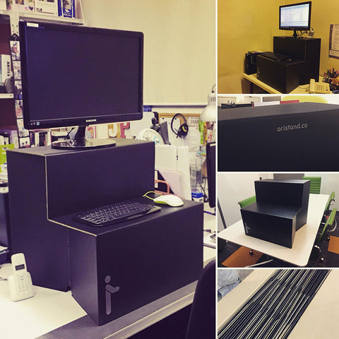 ORISTAND SitStand Desk Converter Office Others