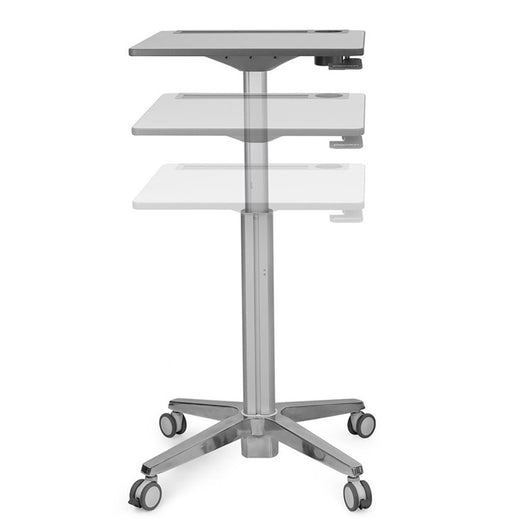 LearnFit Height Adjustable Mobile Student Desk - Office & Others