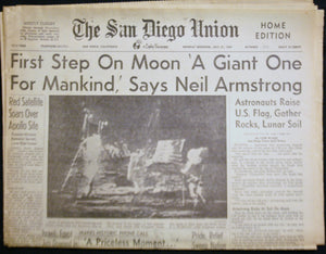 50 Years Ago - They Landed