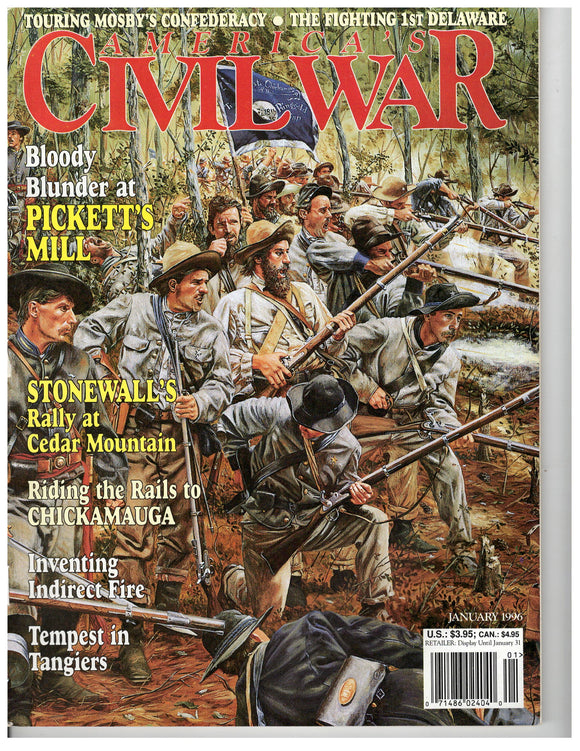 01 00 1996 America's Civil War