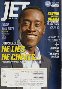 01 09 2012 JET Magazine - Don Cheadle
