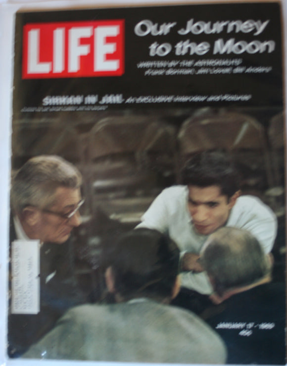 01 17 1967 LIFE Our Journey to the Moon
