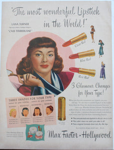 02 08 1921 BD Lana Turner Max Factor