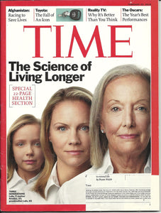 02 22 2010 Time The Science of Living Longer