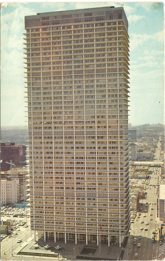03 08 1970 PC Humble Building - Houston