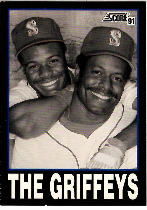 04 10 1950  & 11 21 1969 The  Griffeys