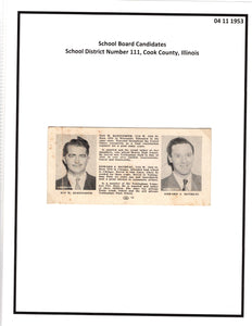 04 11 1953 Cook County Candidates