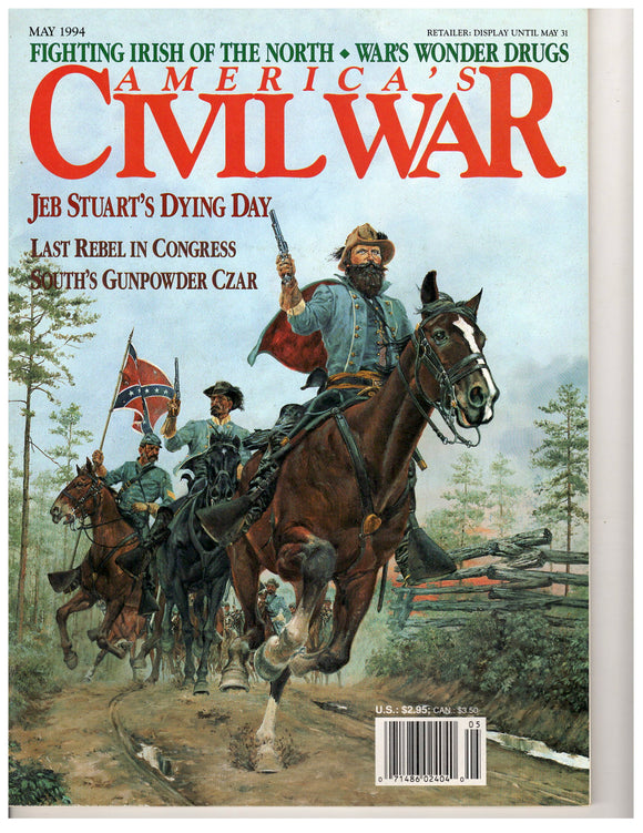 05 00 1994 America's Civil War