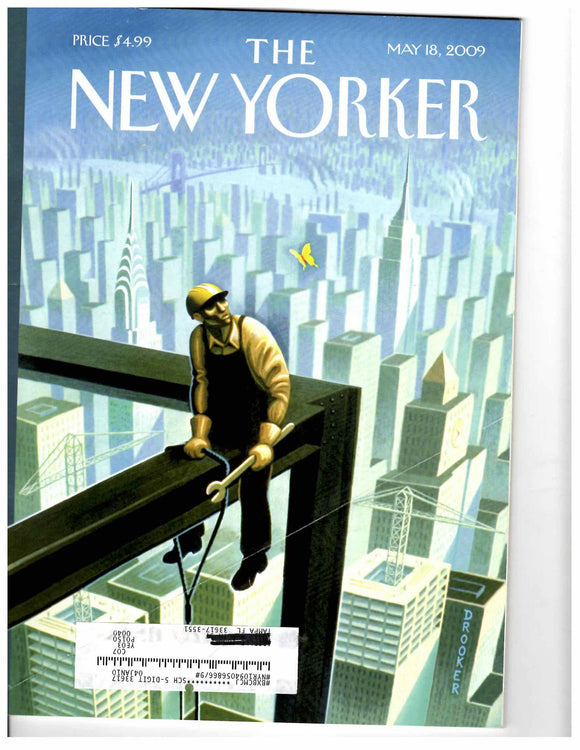 05 18 2009 The New Yorker