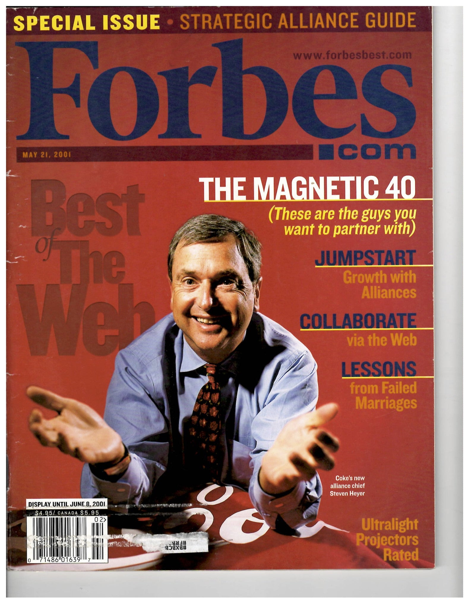 05 21 2001 Forbes Best of the Web