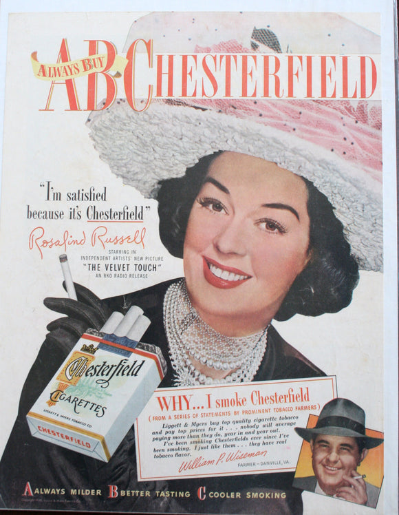 06 04 1907 BD Rosalind Russell