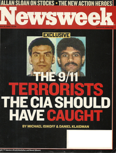 06 10 2002 Newsweek - The 9/11 Terrorists