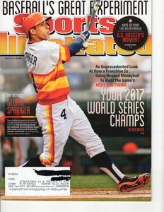 06 30 2014 Sports Illustrated George Springer