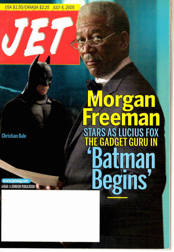 07 04 2005 Jet Morgan Freeman
