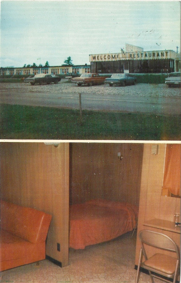 07 16 1971 PC Welcome Restaurant & Motel