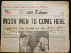 07 23 1969 Moon Men Ted Kennedy